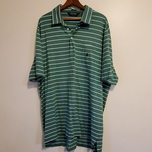 Polo golf vintage isle striped shirt